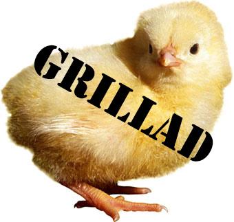 grillad