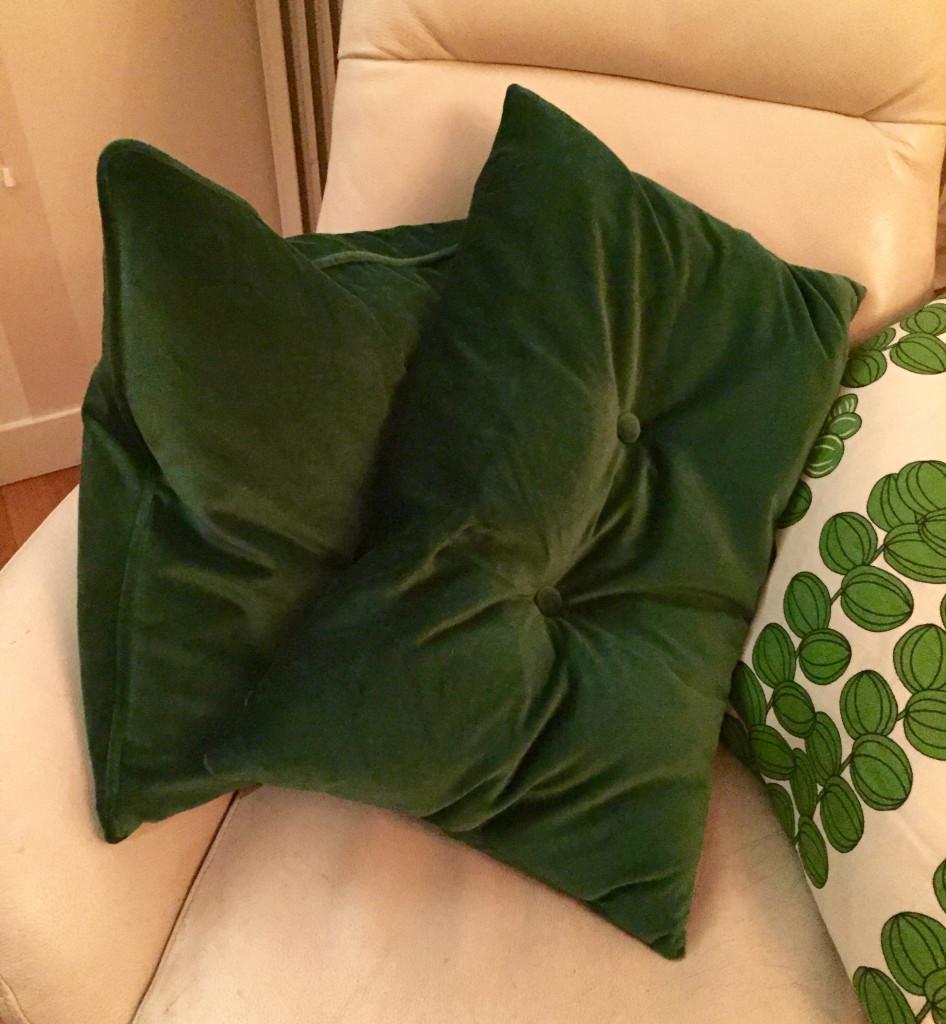 grönakuddar